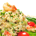 Mrs. T's Rock Shrimp Salad