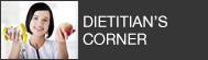 Dietician's Corner
