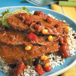 Southwestern Beef Pot Roast