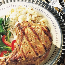 America's Favorite Pork Chops