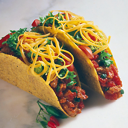 Tacos con Puerco (Tacos with Pork)
