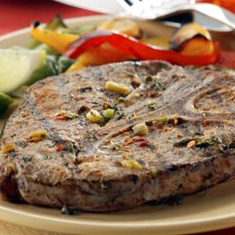 Blade Steak Marinated w/ Jalapeno & Cilantro