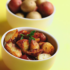 New World Potatoes