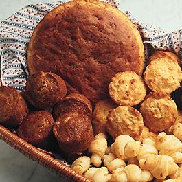 Orange Coconut Muffins