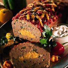 Mexicali Meatloaf