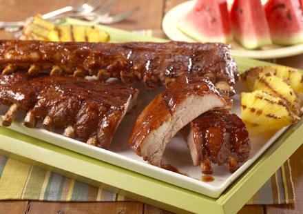 """Hoot 'n Holler"" Baby Back Pork Ribs"