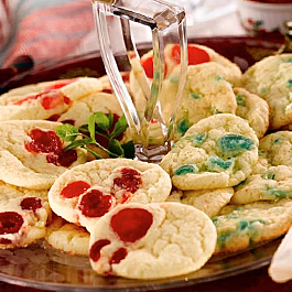 Frosty's Quick 'n Easy Holiday Cookies