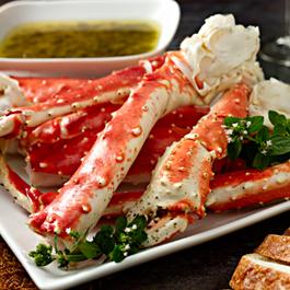 Alaska Crab Provencal