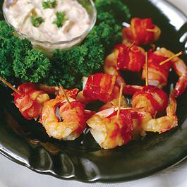 Asiago Pepper Shrimp