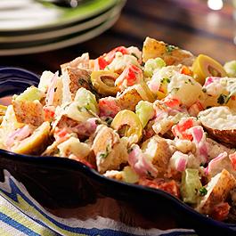 Jalapeno Olive Idaho® Potato Salad