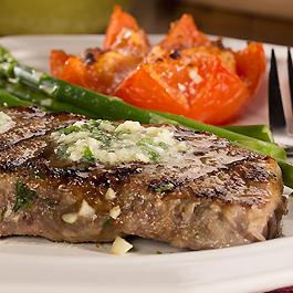 Double Melt Away Steak