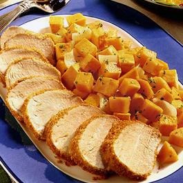 Pork Tenderloin with Roasted Potatoes