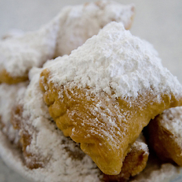 Beignets (French Doughnuts) (Gluten-Free)