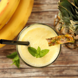 Tropical Smoothie (Gluten-Free)