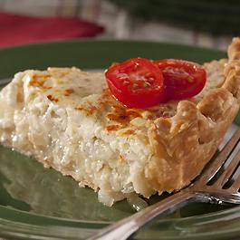 Creamy Onion Pie