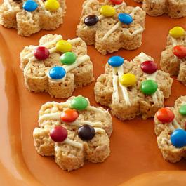 Peanut Butter RICE KRISPIES® TREATS