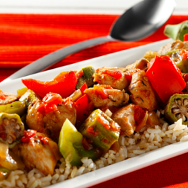 Chicken and Okra Creole