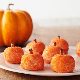 OREO-Pumpkin Cookie Balls