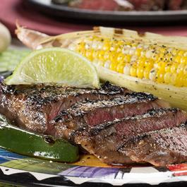 Sizzlin' Margarita Steak