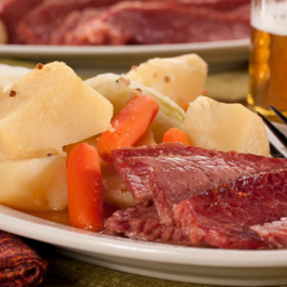 Classic Corned Beef and Cabbage