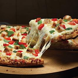 Grilled White Chicken Pizza