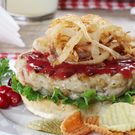 Can't-Wait-Until-Thanksgiving Burgers